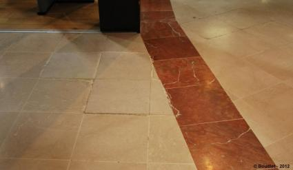 poncage marbre rouge alicante