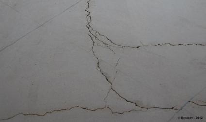 Réparation fissures granito