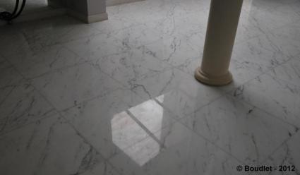 Rénovation marbre Bruxelles