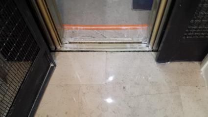 rénovation marbre copropriété