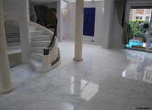 Rénovation marbre cristallisation