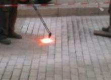 Flammage de sol